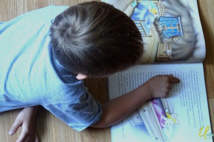 Jak  czytanie książek wpływa na rozwój dziecka?