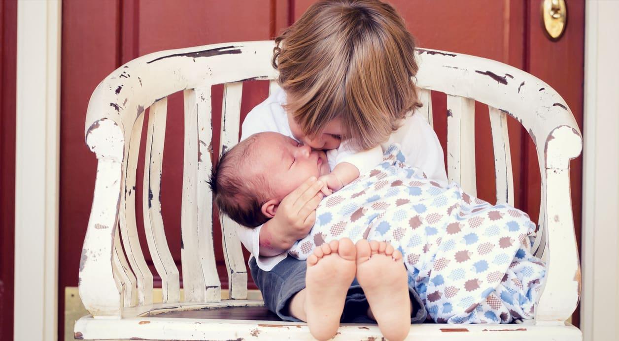 Jak przygotować dziecko na rodzeństwo