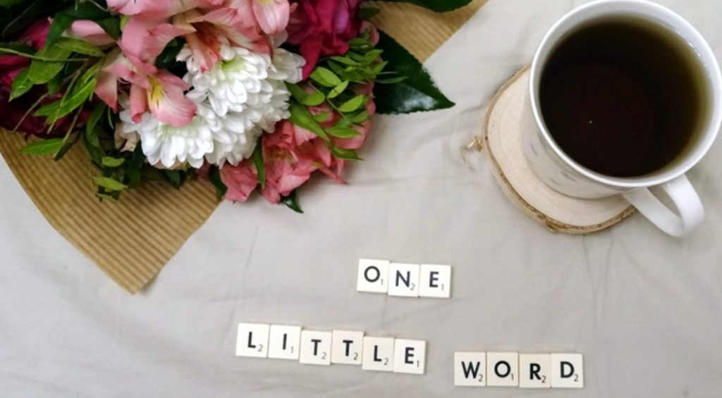 One little word