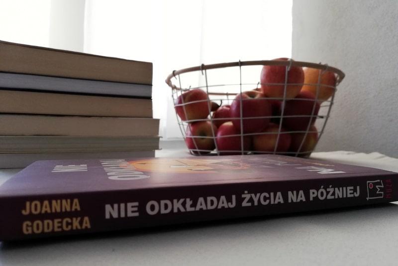 Przeczytaj & Podaj Dalej edycja 7 Nie odkładaj życia na później Godecka