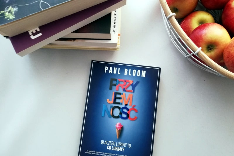 Przeczytaj & Podaj Dalej edycja 7 Przyjemność Paul Bloom