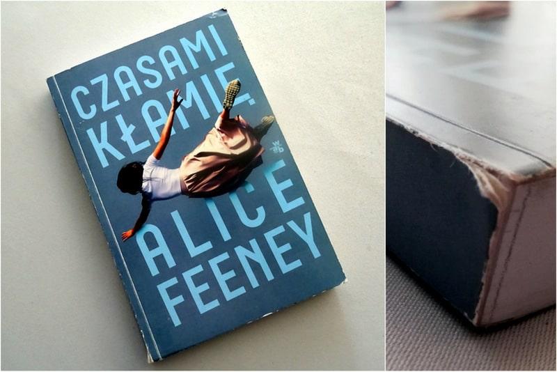 Przeczytaj & Podaj Dalej edycja 7  Czasami Kłamię Alice Feeney